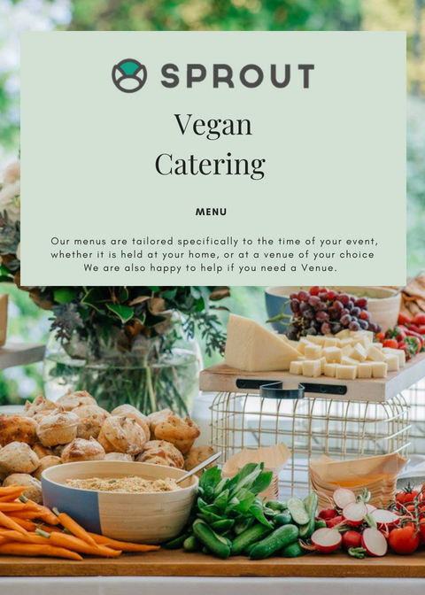 Cover photo of Vegan Catering
