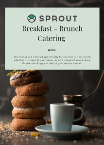Copy of Breakfast Catering