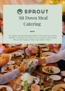 Cover of Sit Down Meal Catering