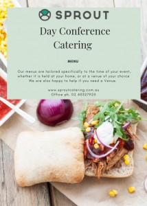 front page Day Conference Packages